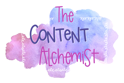 The Content Alchemist - Steph Robson - Creative Practitioner in North East of England